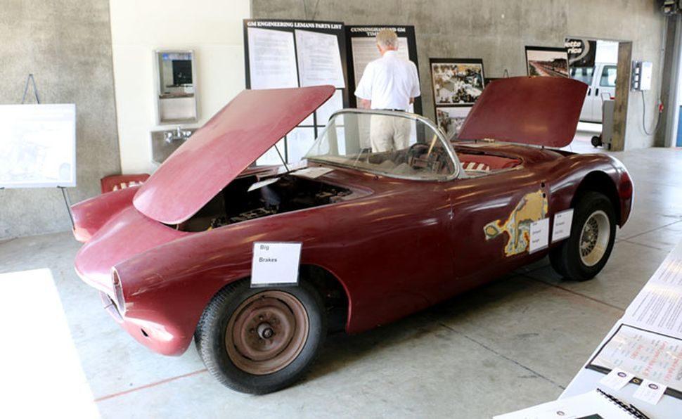 Corvette #1